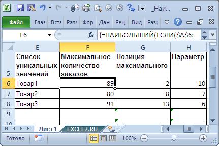 Копирование таблиц из excel