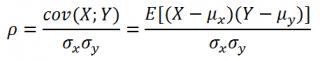 Как сделать корреляцию в экселе